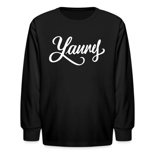 Laurel or Yanny (Kids) - Kids' Long Sleeve T-Shirt