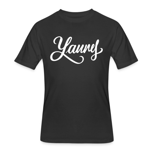 Laurel or Yanny - Men's 50/50 T-Shirt