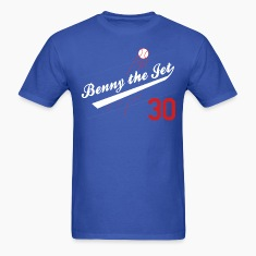 Benny the Jet for Blue_red 30 T-Shirts