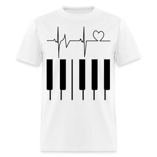 Life Is Music - Men's T-Shirt