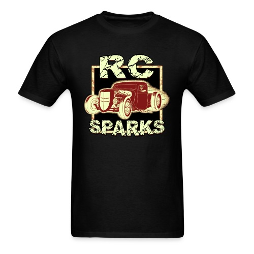 Skull Racer - Men's T-Shirt
