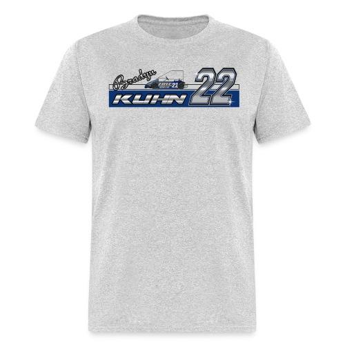 Bradyn22 - Mens Heather Grey - Men's T-Shirt