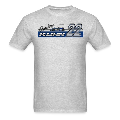Bradyn22 - Mens Heather Grey - Men's T-Shirt