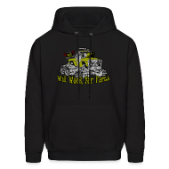 Hoodies ~ Men's Hoodie ~ Hill Billy