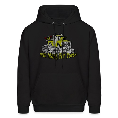 Hill Billy - Men's Hoodie
