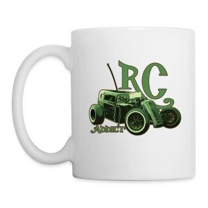 RC Addict Dragster Mug - Coffee/Tea Mug