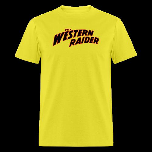 The Western Raider - Men's T-Shirt