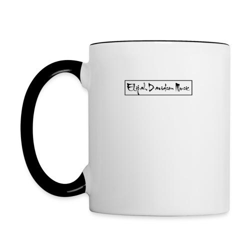 EDM Mug - Contrast Coffee Mug