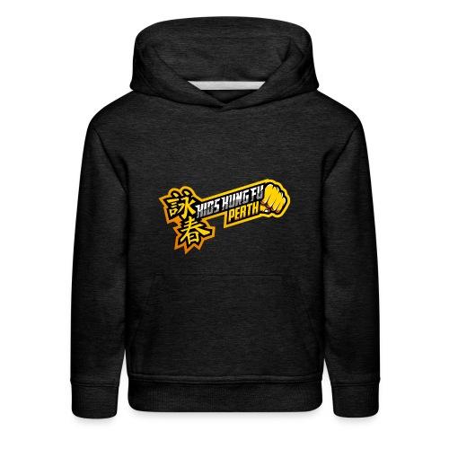 Grey Kids Hoody - Kids' Premium Hoodie