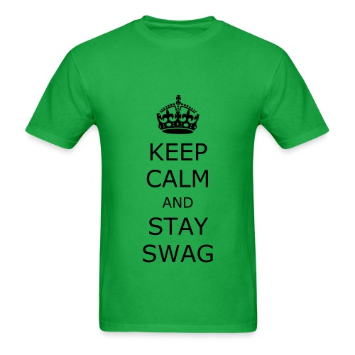 Stay Swag - Men's T-Shirt