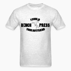 Bench Press T-Shirts