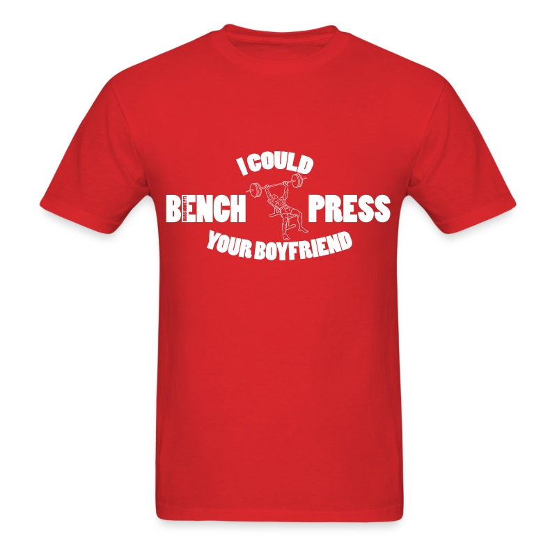 bench press 2 t shirt spreadshirt
