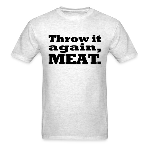 Meat - Men's T-Shirt