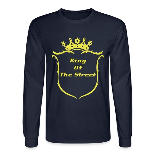 King of The street - Men's Long Sleeve T-Shirt