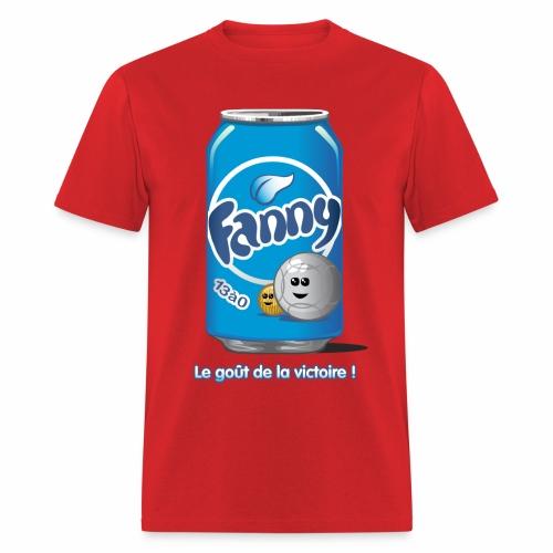 Fanny french pétanque - Men's T-Shirt