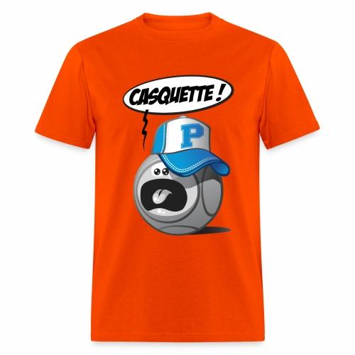Casquette pétanque - Men's T-Shirt