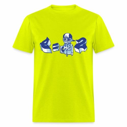 E=MC2 flex - Men's T-Shirt