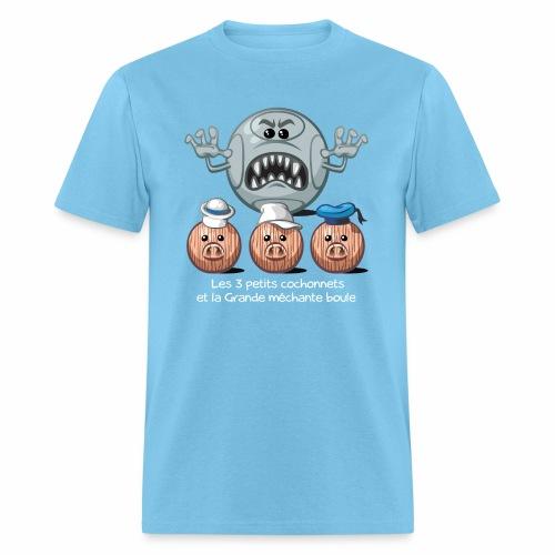 Les 3 petits cochonnets - Men's T-Shirt