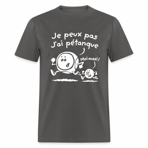 J'ai pétanque flex - Men's T-Shirt