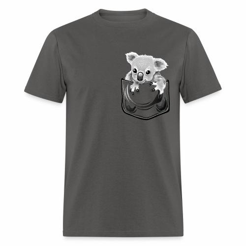 Koala pocket - Men's T-Shirt