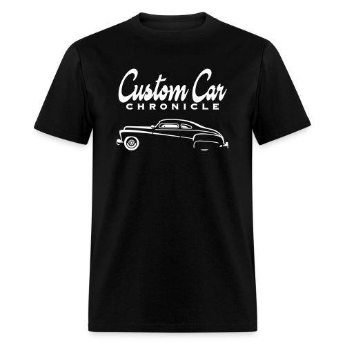 Custom Car Chronicle 41 Fade-Away - Men's T-Shirt