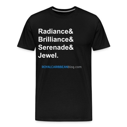Radiance List Men's Shirt - Men's Premium T-Shirt
