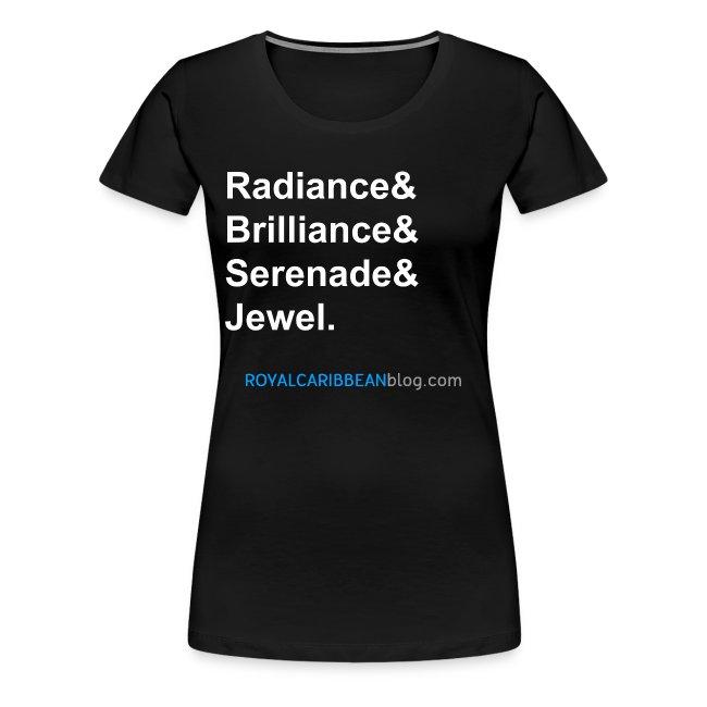 Radiance List Women's Shirt