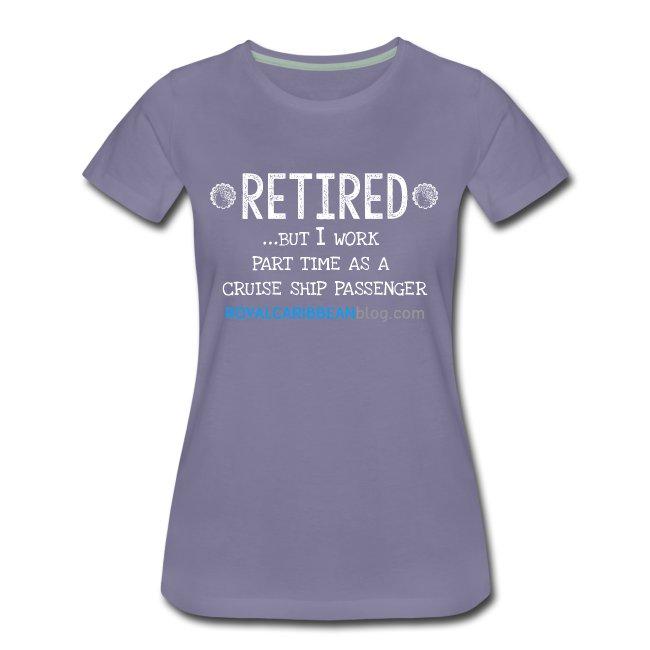 Women's Retired shirt