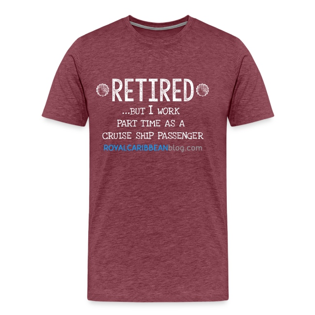 Men's Retired shirt