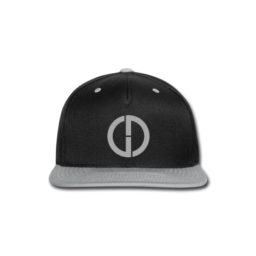 Gild Graphics Hat (Limited Edition Silver) - Snap-back Baseball Cap