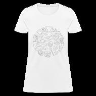 Women's T-Shirts ~ Women's T-Shirt ~ For Lack of a Better Shirt