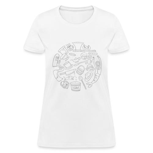 For Lack of a Better Shirt - Women's T-Shirt