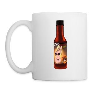 Ino Sauce Left Handed Coffee Cup - Coffee/Tea Mug