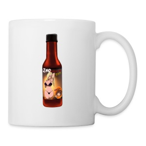 Ino Sauce Right Handed Coffee Cup - Coffee/Tea Mug