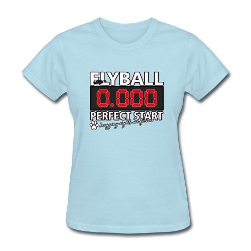 Flyball Perfect Start Womens - Women's T-Shirt
