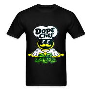 T-Shirts ~ Men's T-Shirt ~ dope chef - Tshirt