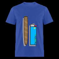 T-Shirts ~ Men's T-Shirt ~ Blunts- Tshirt