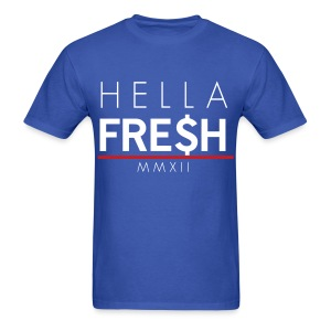 Hella fresh - Tshirt - Men's T-Shirt