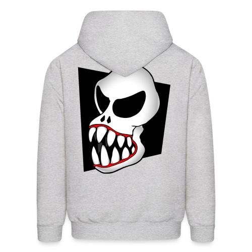 Monster Skull Hoodie - Men's Hoodie