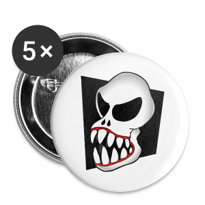 Monster Skull small buttons - Small Buttons