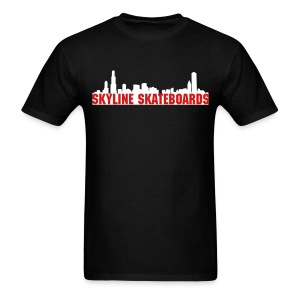 Skyline City Scape - Men's T-Shirt