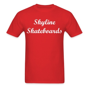 Classic Skyline - Men's T-Shirt