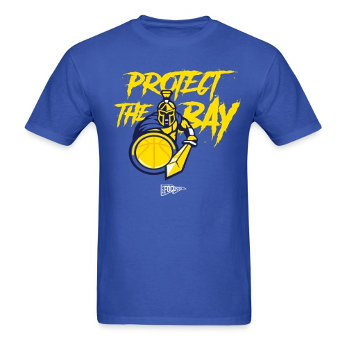 Protect the Bay - Men's T-Shirt