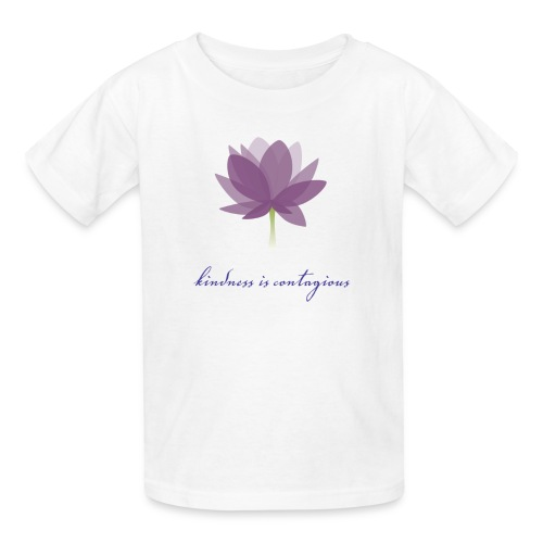 Kindness is Contagious - Kids' T-Shirt