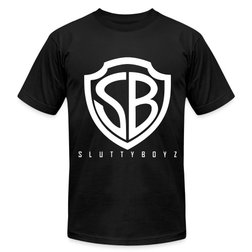 Slutty Boyz Tee - Men's Fine Jersey T-Shirt