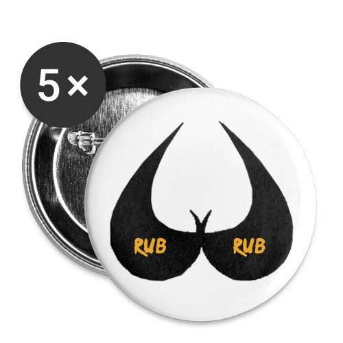 Rub Rub Button 1 - Small Buttons