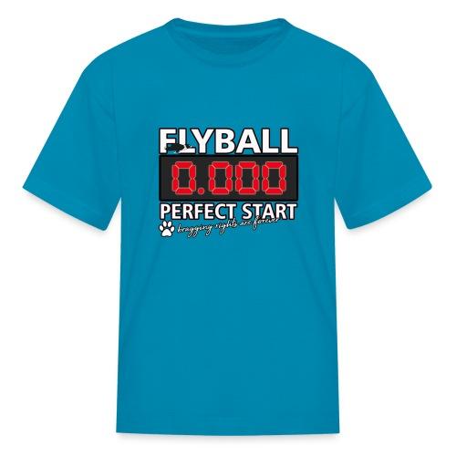 flyball perfect start junior - Kids' T-Shirt