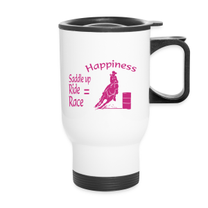 Happiness Travel Mug - Travel Mug