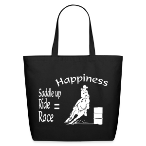 Happiness tote  - Eco-Friendly Cotton Tote