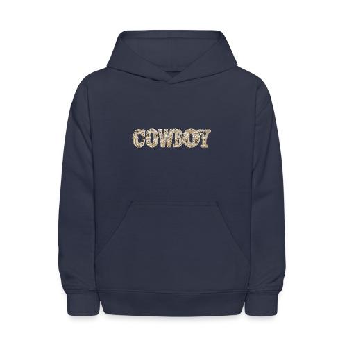 COWBOY - Kids' Hoodie